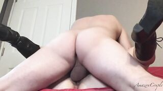 Amateur pawg mother I'd like to fuck housewife dominates spouse in Amazon Position....and greater amount!