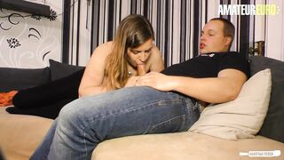 Hausfrau Ficken - Cheating Doxy Gets Railed By Excited Neighbor AmateurEuro