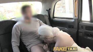Fake Taxi Runaway bride needs large wang