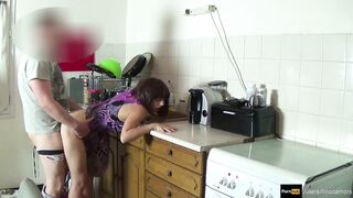 Stepmom Banged and get Creampie by Stepson during the time that that babe is Stuck