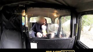FakeTaxi Ribald valley gal gets the ride of her life