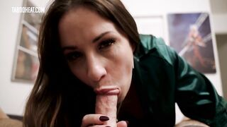 Taboo Heat - My Breasty Stepmother Shows Me What Free Use Is