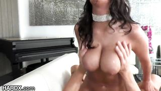HardX - All Natural PAWG Sofi Ryan Can't Get Sufficiently Schlong